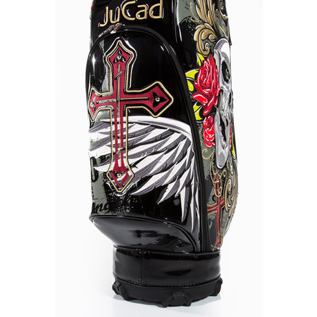 JuCad Luxury Bag Skull Black