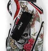 JuCad Luxury Bag Skull White