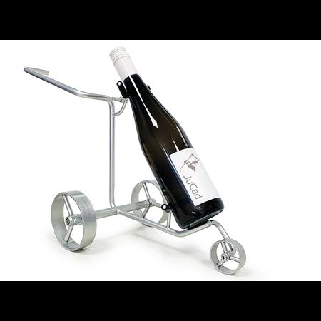 JuCad Mini Trolley wijnfleshouder