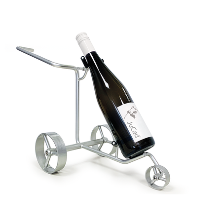 JuCad Mini Trolley wine bottle holder