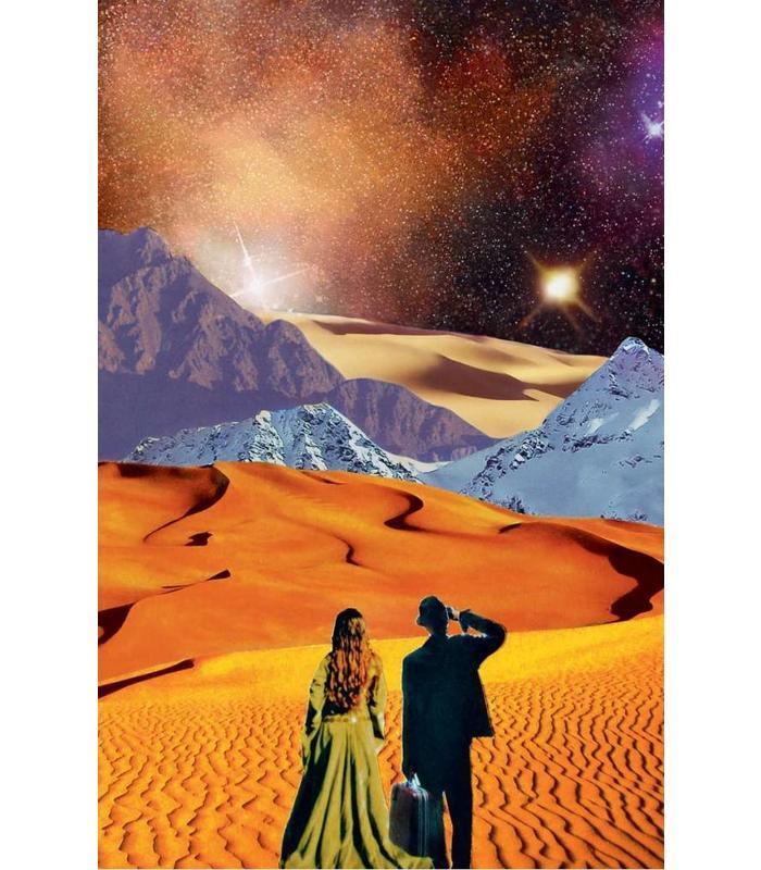 Replica Across Sands