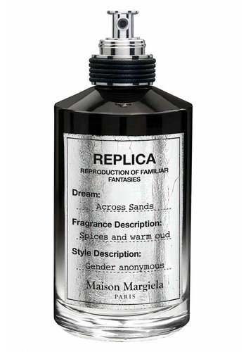 MAISON MARGIELA replica across sands