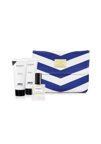BALMAIN HAIR cosmetic bag ss18