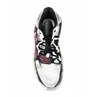 FUSION 2.0 SNEAKERS BLACK RED NEON