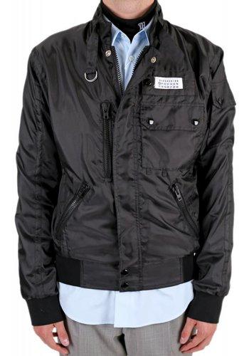 MAISON MARGIELA sportsjacket black