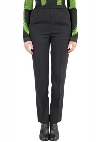 MAISON MARGIELA high waisted tailored trousers