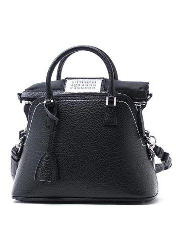 MAISON MARGIELA mini haute shoulder bag black