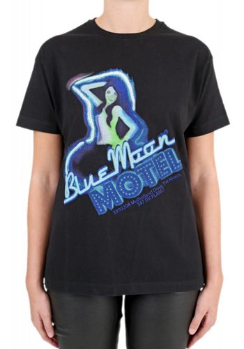 MAISON MARGIELA blue moon t-shirt