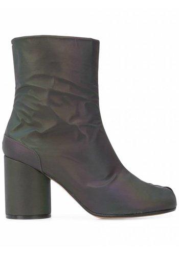 MAISON MARGIELA tabi boots reflective