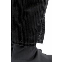 CONDUCER BLACK RIB PANTS