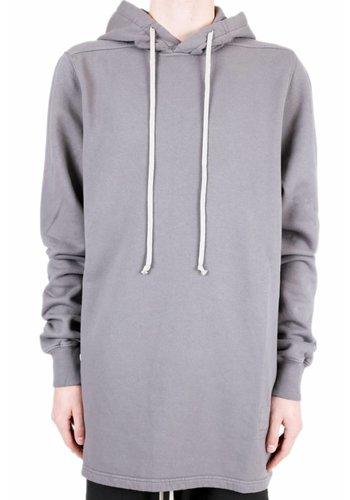 RICK OWENS DRKSHDW pullover hoodie blu