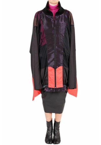 MAISON MARGIELA sports jacket parka black