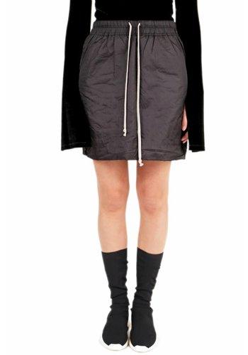 RICK OWENS DRKSHDW padded kilt skirt