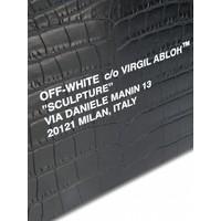 COCCO BOX BAG MINI BLACK WHITE