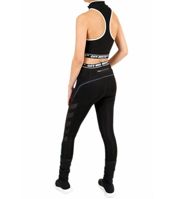DIAG SIMPLE LEGGINGS BLACK NO COLOR
