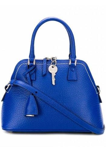 MAISON MARGIELA mini haute shoulder bag 5ac blue