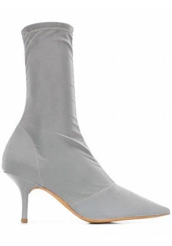 YEEZY season 7 ankle boot reflective fabric 70mm