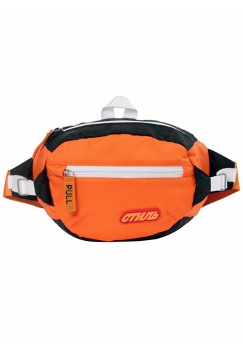 HERON PRESTON стиль fanny pack orange