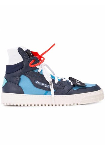 OFF-WHITE off court sneaker blue no color