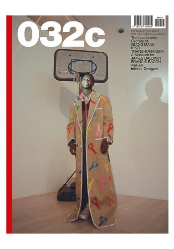 032C Issue #35 - Gucci Mane