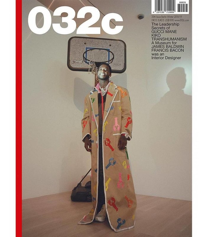 Issue #35 - Gucci Mane