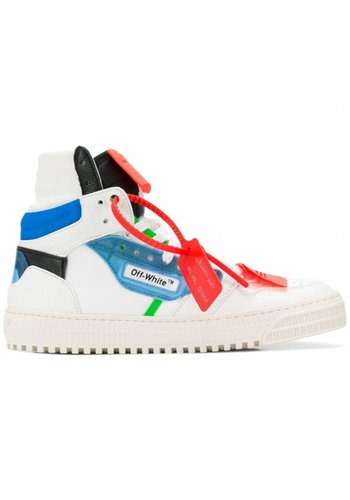 OFF-WHITE off-court sneaker white blue