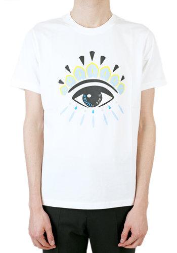 KENZO eye t-shirt white