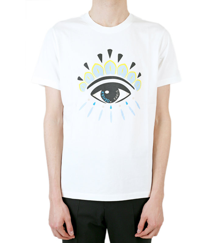 EYE T-SHIRT WHITE