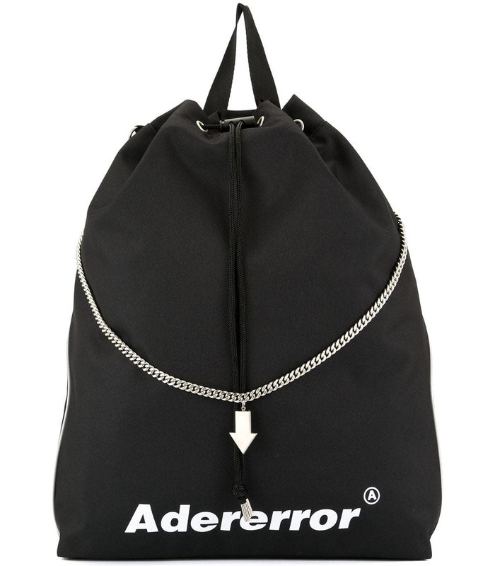 CHAIN TRIM BACKPACK ARROW SMALL