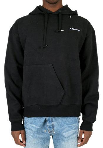 ADER ERROR thunder hoodie noir