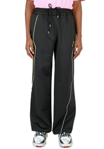 ADER ERROR thunder track trousers noir