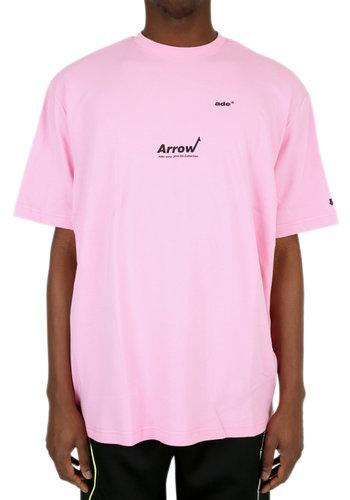 ADER ERROR aewing t-shirt pink