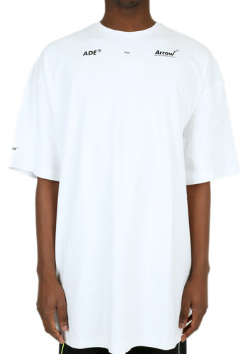 ADER ERROR array t-shirt white