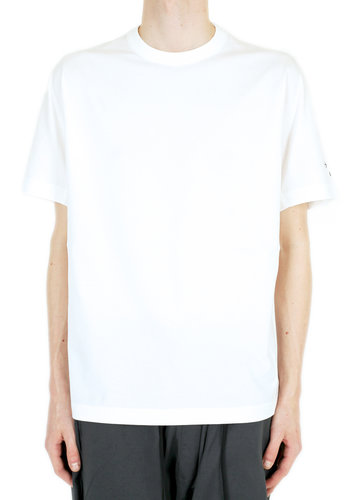 Y-3 new classic crew ss tee white