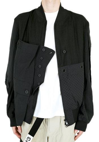 Y-3 tech bomber jacket