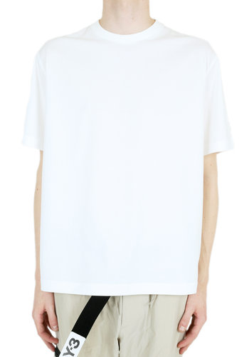 Y-3 signature graphic ss tee