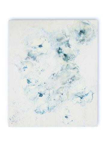 W.H. DE GROEN algae painting