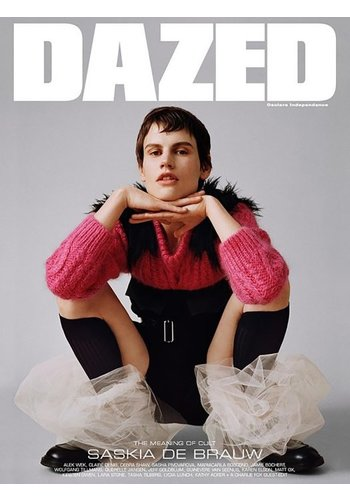 DAZED MAGAZINE Issue 02