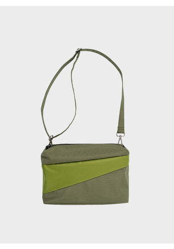 SUSAN BIJL medium bum bag country & apple
