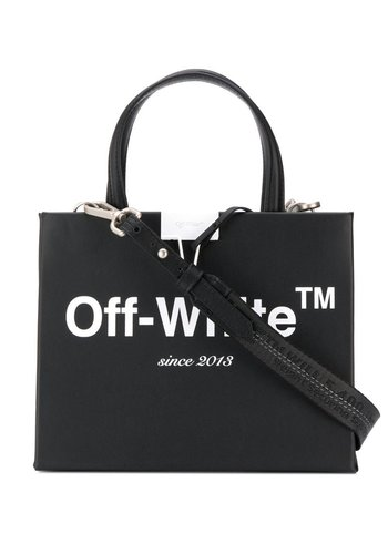 OFF-WHITE box mini black