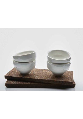 MAARTEN BAPTIST jade coffee cup gift set