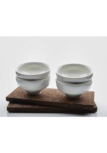 MAARTEN BAPTIST jade cappuccino cup gift set