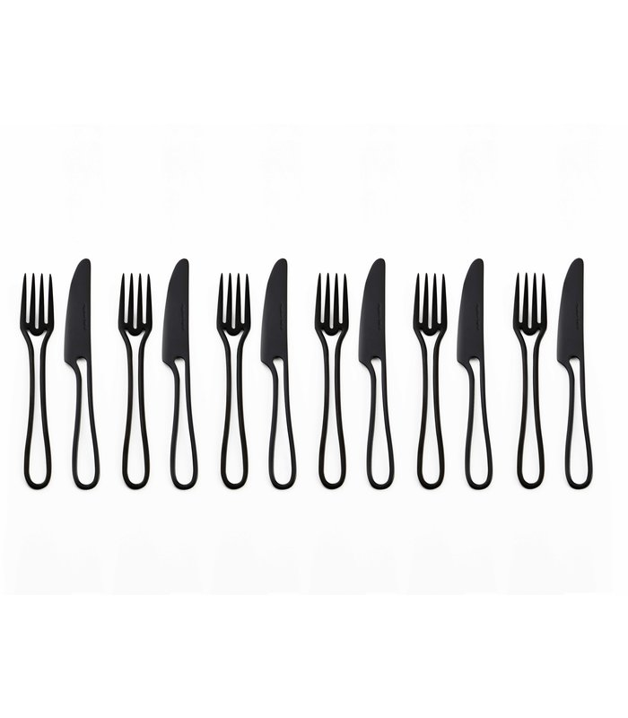 OUTLINE CUTLERY CAKE SET 12PCS