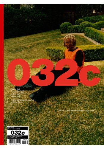 032C Issue #36 - Playboi Carti