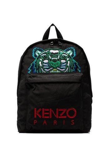 KENZO tiger backpack black