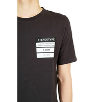 STEREOTYPE T-SHIRT BLACK
