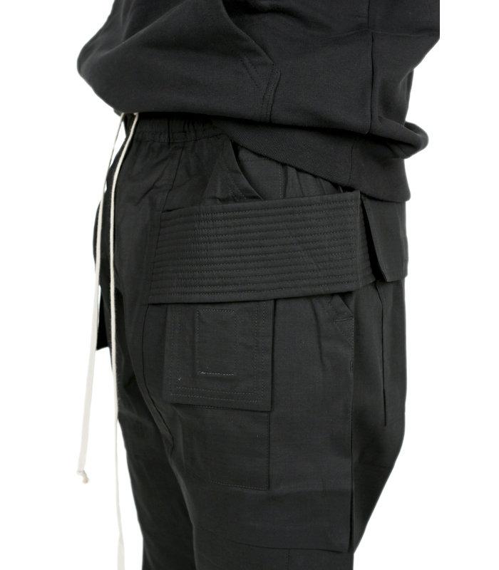 CREATCH CARGO PANTS BLACK
