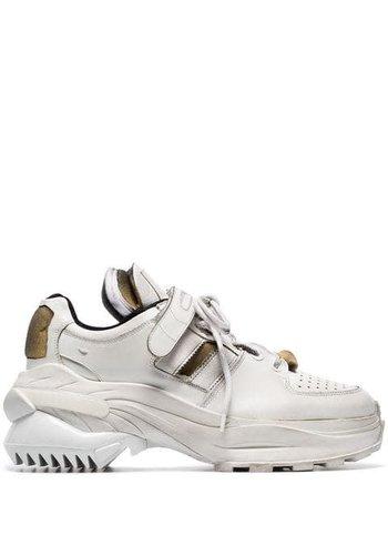 MAISON MARGIELA platform sneakers white