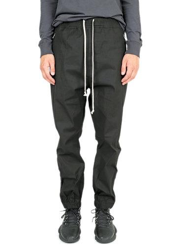 RICK OWENS track pants black