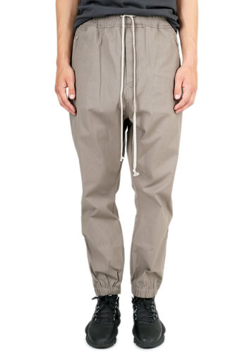 RICK OWENS track pants dust